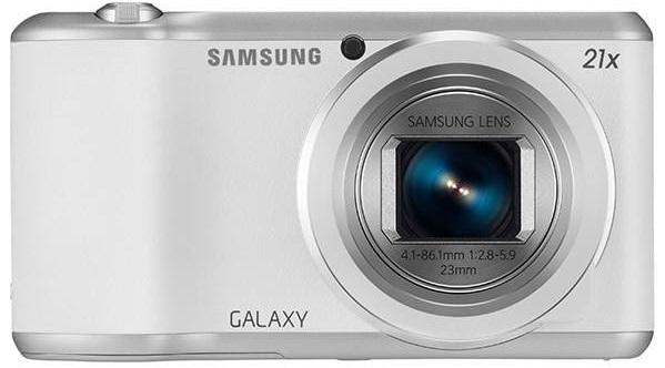 بهترین دوربین از لحاظ صفحه نمایش: Samsung Galaxy Camera 2