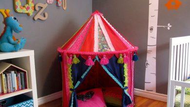 Photo of ۵ مدل کلبه کودک زیبا در بازار که میتوانید آنلاین تهیه کنید