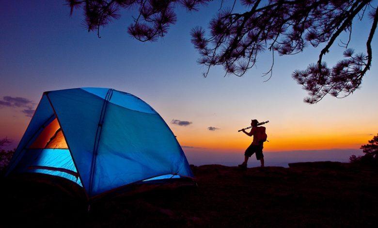 بهترین چادرهای مسافرتی