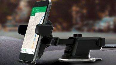 Photo of ۵ مدل پایه نگهدارنده گوشی برای خودرو در بازار