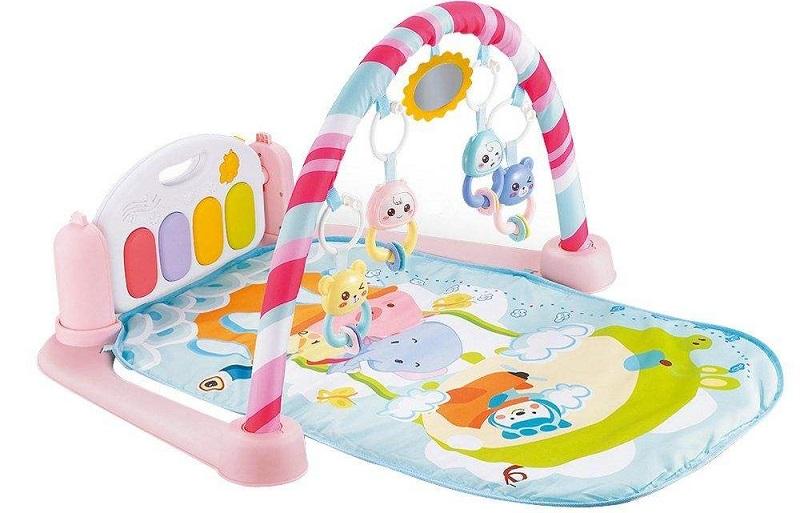 تشک بازی مدل baby piano gym mat