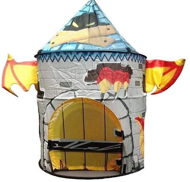 چادر بازی کودک پلی هات مدل Dragon Castle