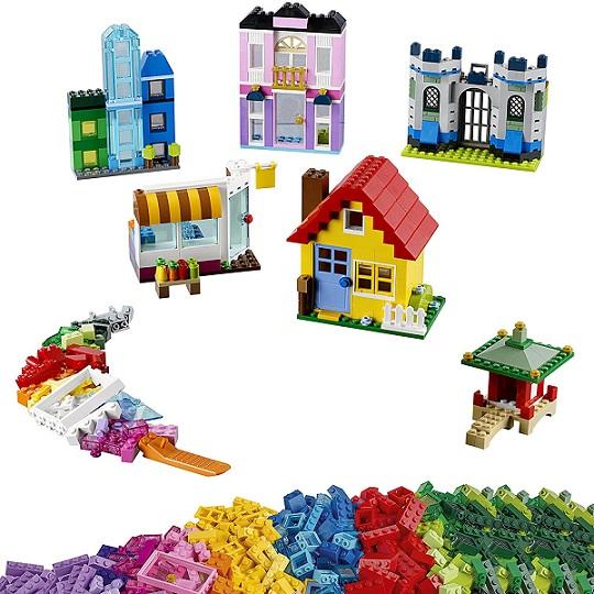 لگو سری Classic مدل Creative Builder Box 10703
