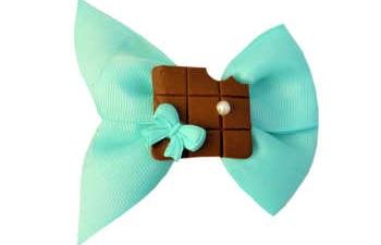 گیره مو طرح شکلات کد N12-A