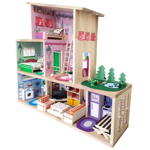 اسباب بازی خانه عروسک کد 104R