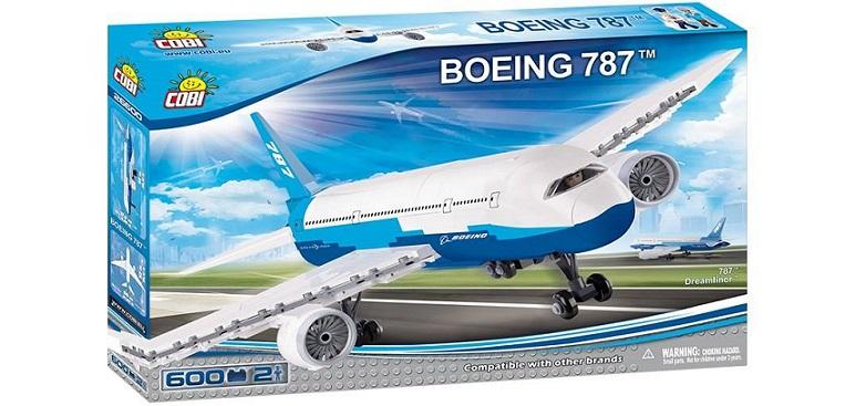 لگو کوبی Boeing 787 Dreamliner