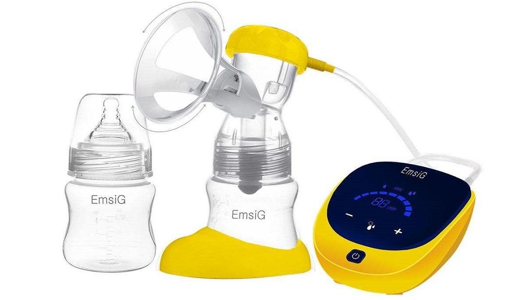 شیر دوش برقی امسیگ مدل BP24-Plus