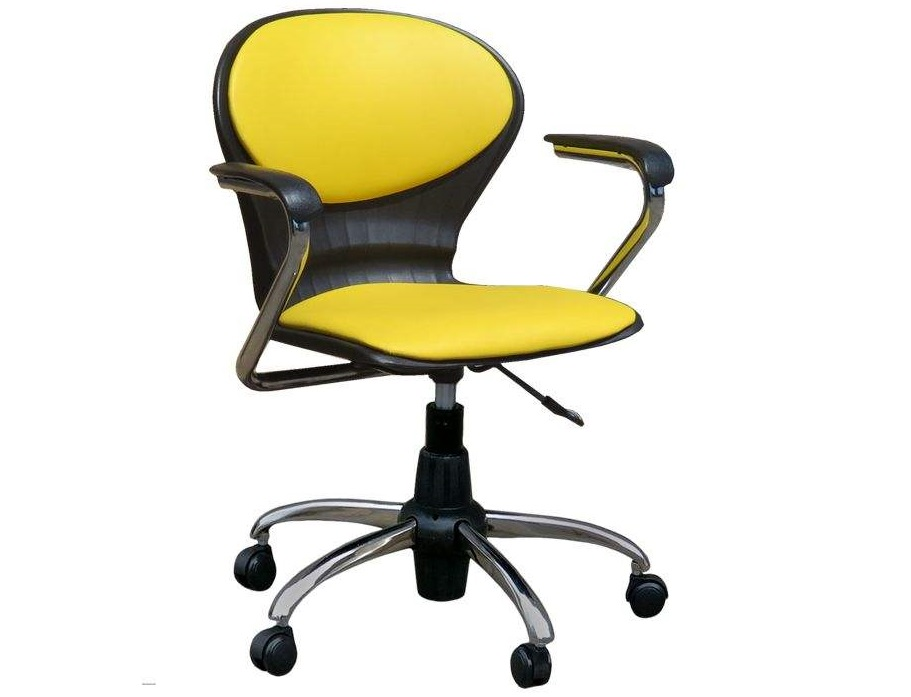 صندلی اداری اوان مدل P101L چرمی