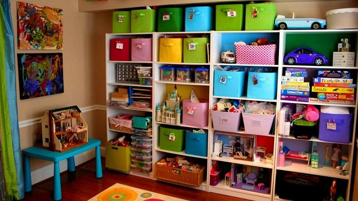 Photo of ۶ مدل ارگانایزر اسباب بازی کودک که باید در خانه داشته باشید