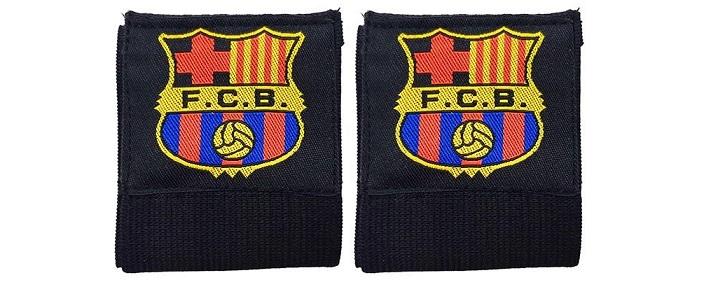 مچ بند ورزشی طرح بارسلونا بسته دو عددی