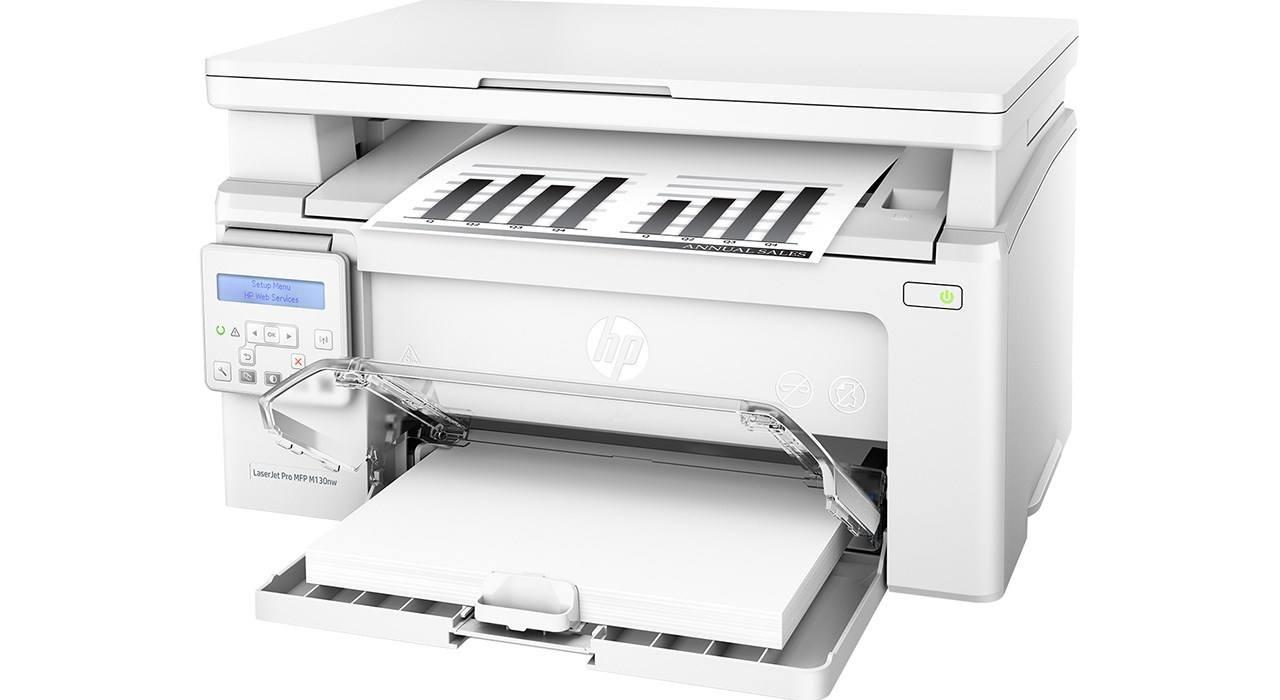 پرینتر چندکاره لیزری اچ پی مدل LaserJet Pro MFP M130nw