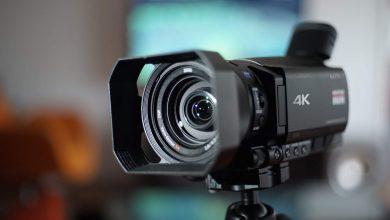 بهترین دوربین ها برای فیلمبرداری با کیفیت 4K
