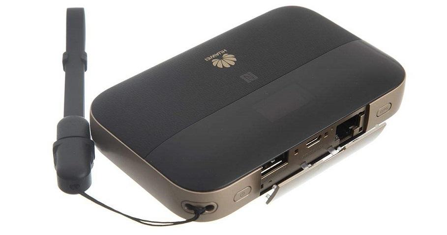 مودم G4 قابل حمل هوآوی مدل E5885ls-g3a Wifi Pro2