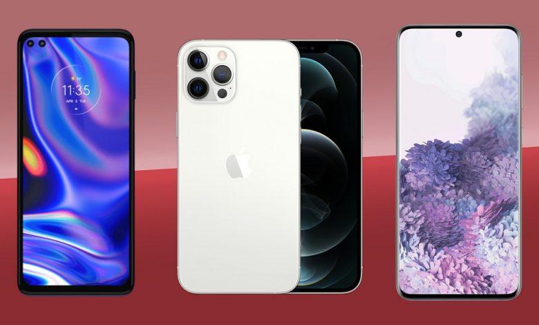 Photo of کدام گوشی ۵G موجود در بازار را بخریم؟