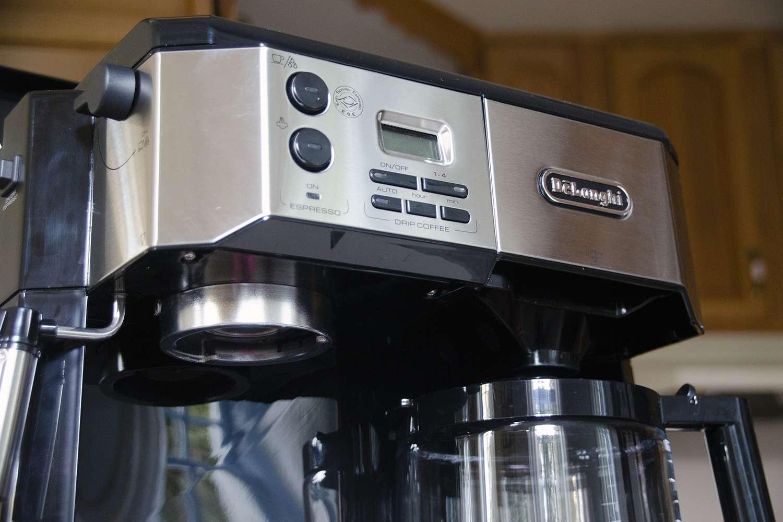 دستگاه قهوه-اسپرسوساز دلونگی مدل BC0430