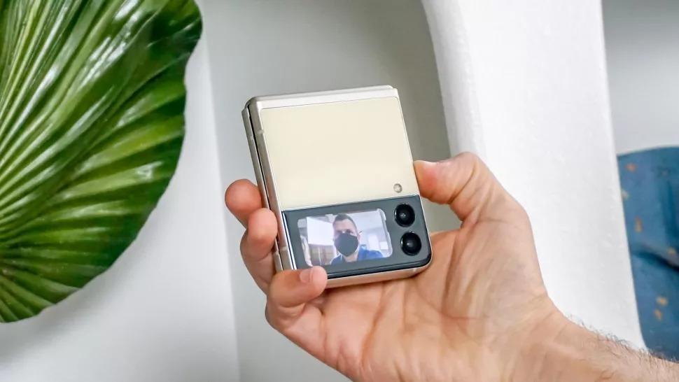 موبایل سامسونگ مدل Galaxy Z Flip 3