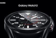ساعت هوشمند Samsung Galaxy Watch3