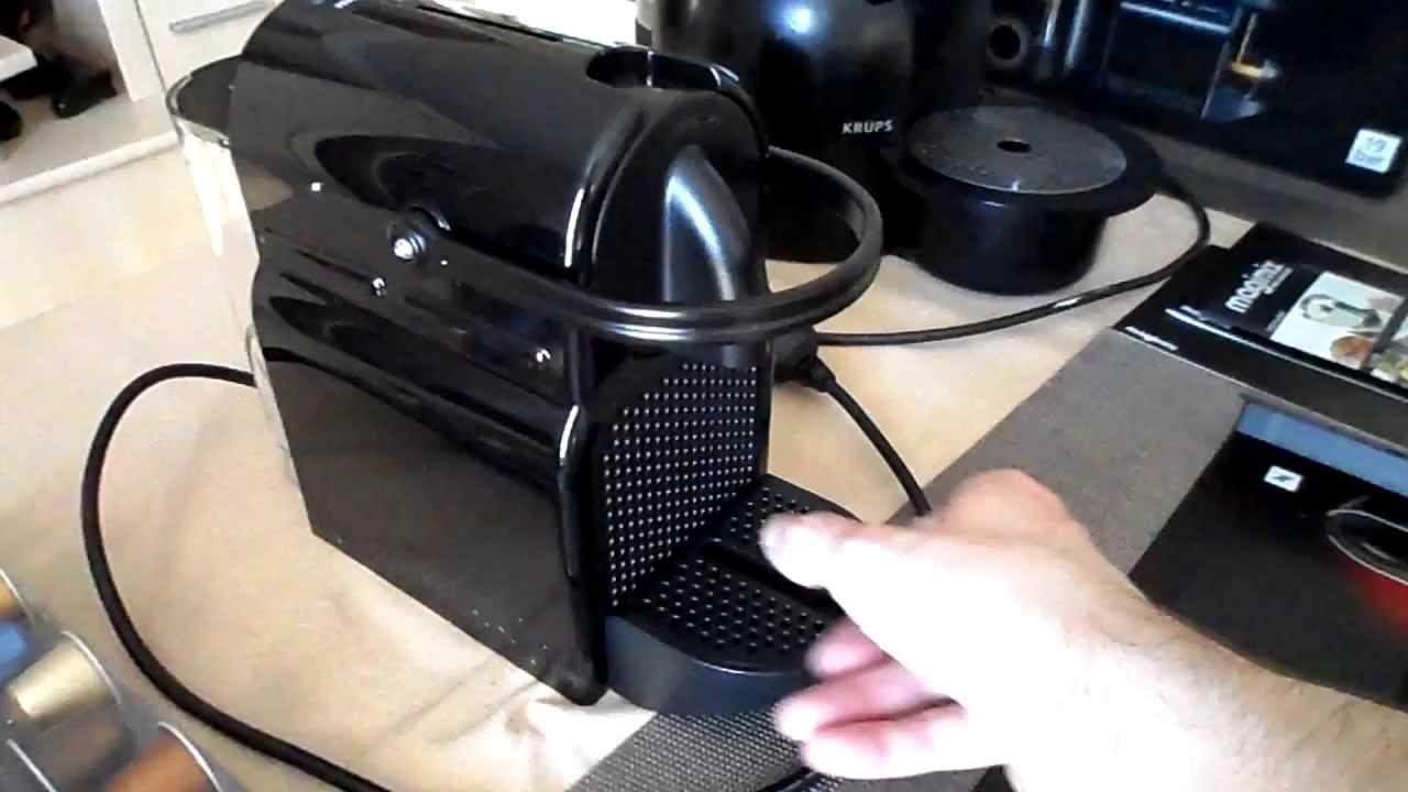 سپرسوساز مدل Magimix Nespresso Inissia