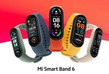مچ بند هوشمند شیائومی مدل Mi Band 6 Global Version