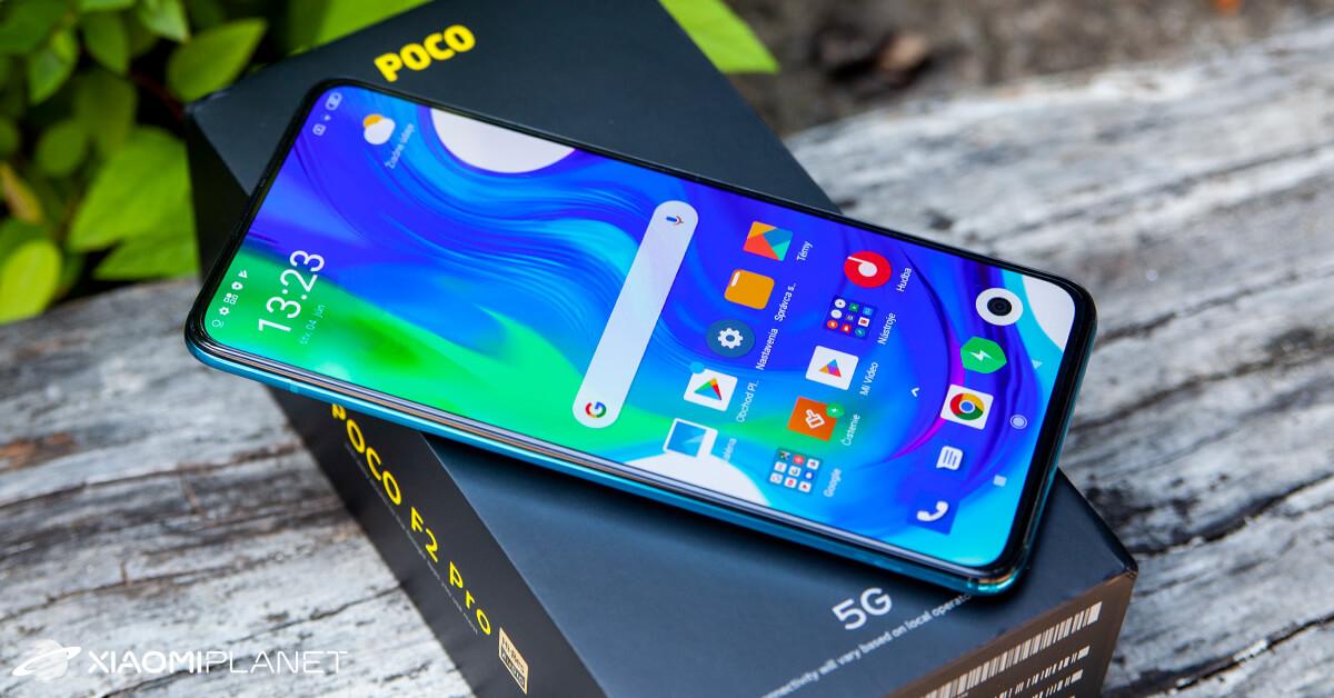 مشخصات و بررسی گوشی شیائومی Xiaomi Poco F2 Pro