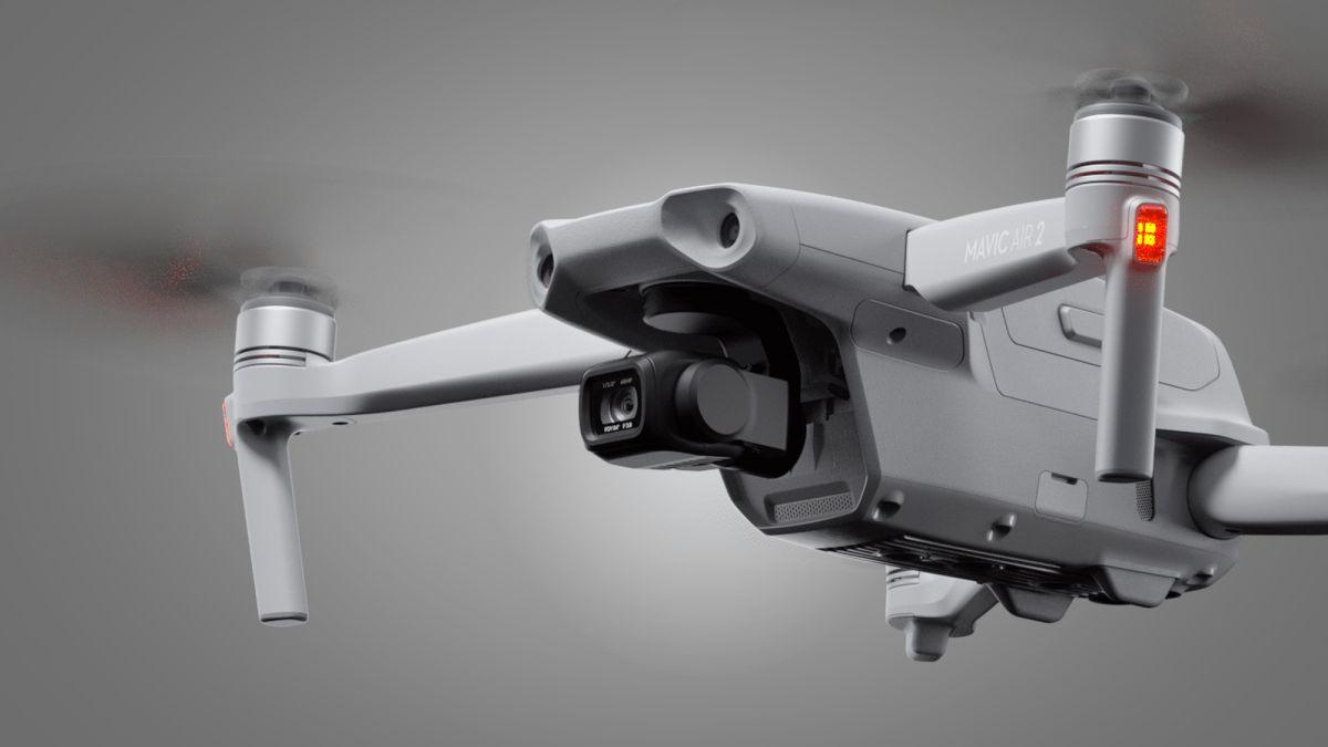 مشخصات و بررسی کوادکوپتر DJI Air 2S