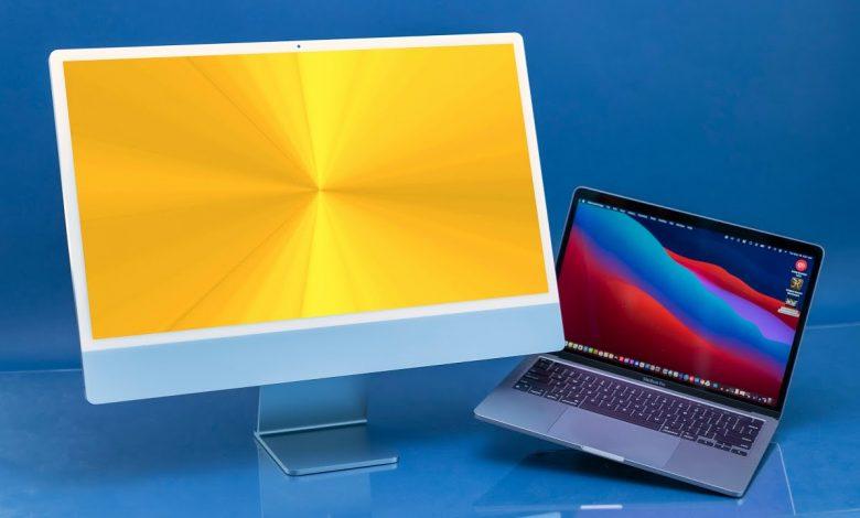 بهتر است کدام سیستم را بخرید؟ iMac 2021 و یا MacBook Pro