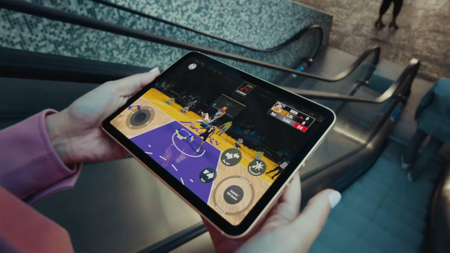 تبلت اپل مدل iPad mini 8.3 inch 2021 ظرفیت 256 گیگابایت
